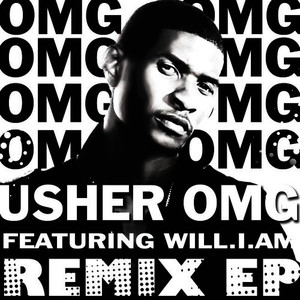 Albumcover Usher - OMG featuring will.i.am Remix EP