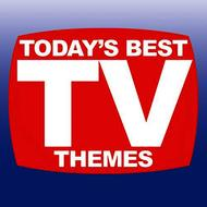Albumcover The TV Theme Players - Today's Best TV Themes