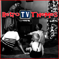 Albumcover The TV Theme Players - Retro Tv Themes (Cover Versions)