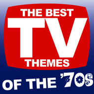 Albumcover The TV Theme Players - The Best TV Themes Of The '70s