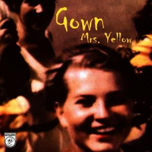 Albumcover Gown - Mrs. Yellow