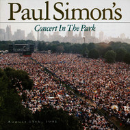 Albumcover Paul Simon - Paul Simon's Concert In The Park August 15, 1991