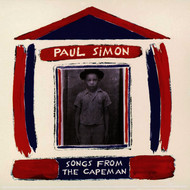 Albumcover Paul Simon - Songs From The Capeman