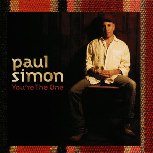 Albumcover Paul Simon - You're The One