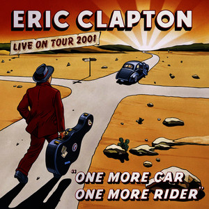 Albumcover Eric Clapton - One More Car, One More Rider