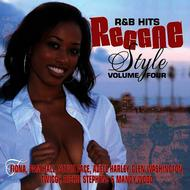 Albumcover Various Artists - R & B Hits Reggae Style Vol. 4