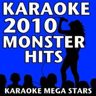 Albumcover Tribute Mega Stars - Karaoke 2010 Monster Hits