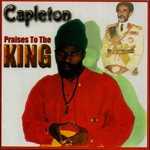 Albumcover Capleton - Praises to the King