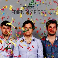 Albumcover Friendly Fires - Bugged Out! presents Suck My Deck (Mixed by Friendly Fires)