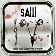 Various Artists - SAW IV: Music From And Inspired By SAW IV