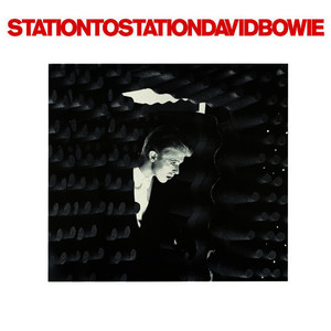 Albumcover David Bowie - Station To Station (US Version)