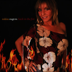 Albumcover Robin Rogers - Back In The Fire