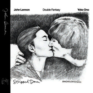 Albumcover Yoko Ono - Double Fantasy Stripped Down