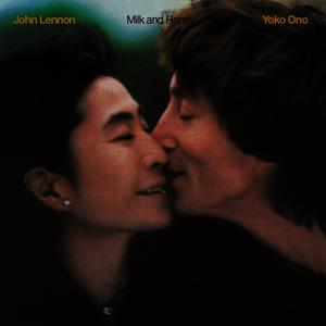 Albumcover John Lennon - Milk And Honey