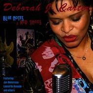 Deborah J. Carter - Blue Notes & Red Shoes
