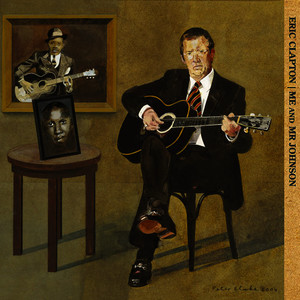 Albumcover Eric Clapton - Me And Mr. Johnson