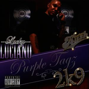 Albumcover Lucky Luciano - Purple Tagz 2k9