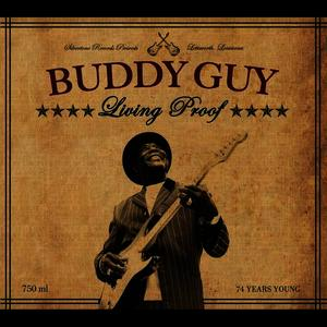 Albumcover Buddy Guy - Living Proof