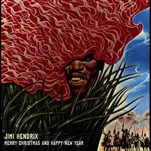 Albumcover Jimi Hendrix - Merry Christmas And Happy New Year