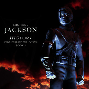 Albumcover Michael Jackson - HIStory - PAST, PRESENT AND FUTURE - BOOK I