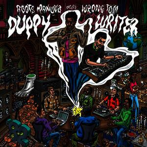 Albumcover Roots Manuva - Duppy Writer