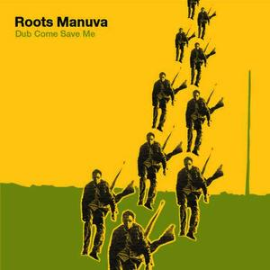 Albumcover Roots Manuva - Dub Come Save Me