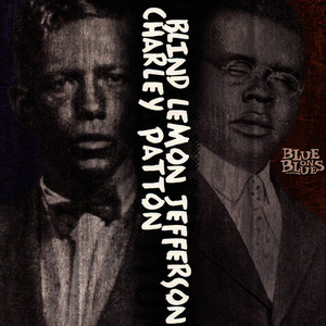 Albumcover Charley Patton - Blue On Blues