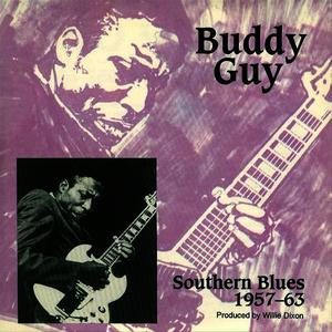 Albumcover Buddy Guy - Southern Blues 1957-63