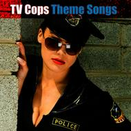 Albumcover The TV Theme Players - TV Cops - Theme Songs