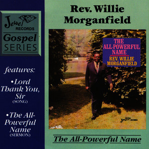 Albumcover Rev. Willie Morganfield - The Bible