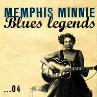 Albumcover Memphis Minnie - Blues Legends, Vol. 4