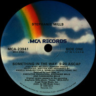 Stephanie Mills - Something In The Way / Love Hasn't Been Easy On Me (Remixes)