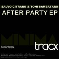 Albumcover Salvo Citraro - After Party Ep