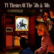 Albumcover The TV Theme Players - TV Themes Of The '50s & '60s