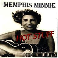 Albumcover Memphis Minnie - Hot Stuff