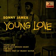 Sonny James - Vintage Rock No. 33 - EP: Young Love
