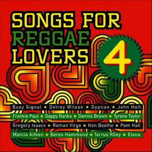 Albumcover Various Artists - Songs For Reggae Lovers Vol. 4