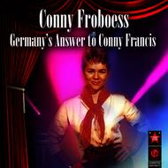 Albumcover Conny Froboess - Germany's Answer To Conny Francis