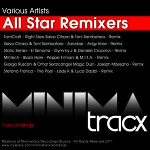 Albumcover Various Artists - All Star Remixers