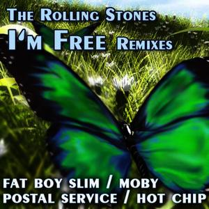 Albumcover The Rolling Stones - I'm Free- Remix