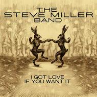 Albumcover Steve Miller Band - I Got Love If You Want It