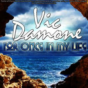 Albumcover Vic Damone - For Once In My Life