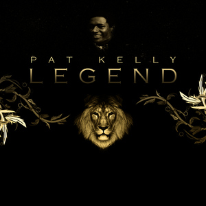 Albumcover Pat Kelly - Legend