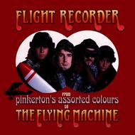 Albumcover Pinkerton's Assorted Colours / The Flying Machine - Flight Recorder