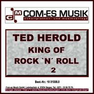 Albumcover Ted Herold - King Of Rock `n´ Roll 2