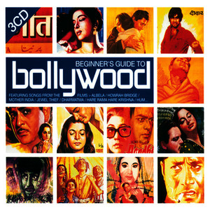 Albumcover Various Artists - Beginner's Guide To Bollywood