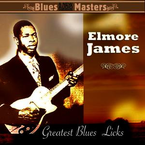 Albumcover Elmore James - Greatest Blues Licks