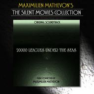 Albumcover Maximilien Mathevon - The Silent Movies Collection - 2000 Leagues Under The Seas