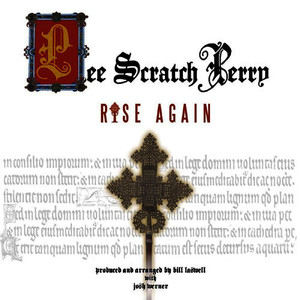 "Albumcover Lee ""Scratch"" Perry - Rise Again"