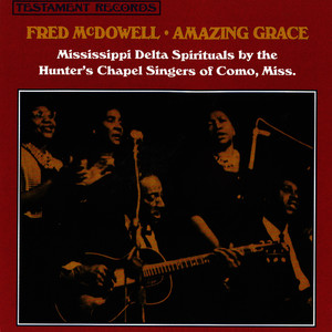 Albumcover Fred McDowell - Amazing Grace